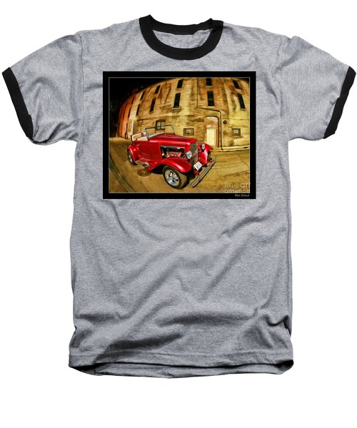1930 Ford Model A Baseball T-Shirt