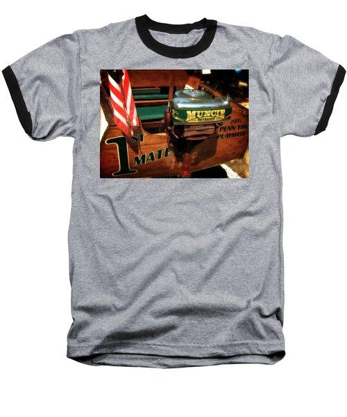 1931 Penn Yan Playmate Baseball T-Shirt