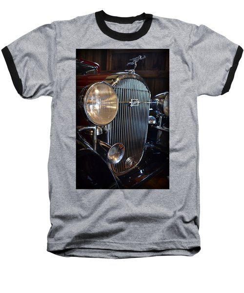 1932 Buick Series 90 4-door Club Sedan  Baseball T-Shirt