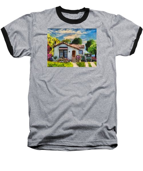 Alameda 1932  Spanish Beauty Baseball T-Shirt
