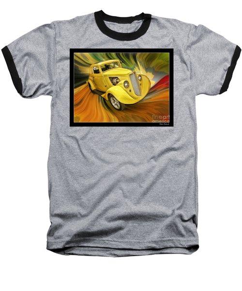 1936 Willys Baseball T-Shirt