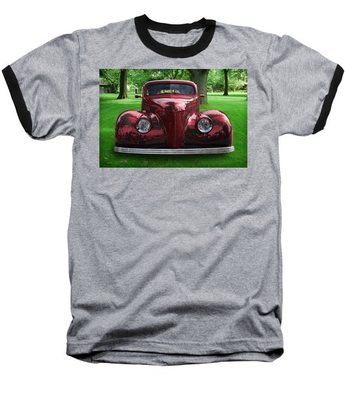 1938 Ford Coupe Baseball T-Shirt