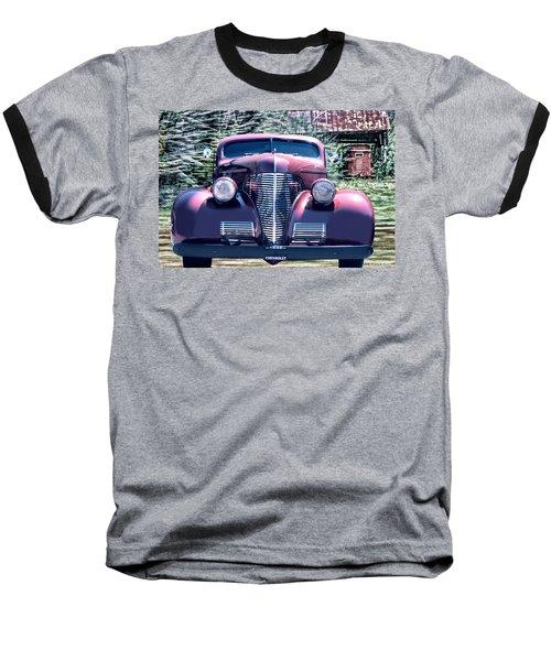 1939 Chevy Immenent Front Original Baseball T-Shirt