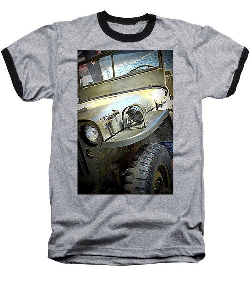 1942 Ford U.s. Army Jeep L Baseball T-Shirt