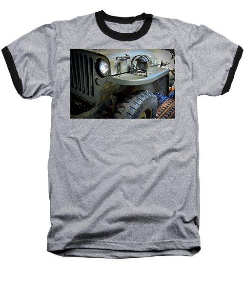 1942 Ford U.s. Army Jeep Ll Baseball T-Shirt