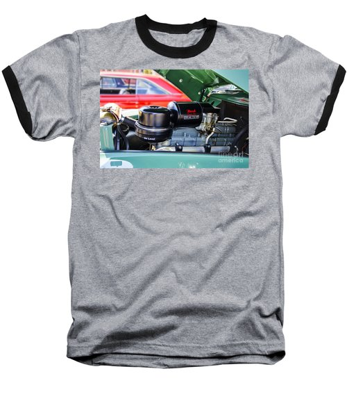 Baseball T-Shirt featuring the photograph 1948 Nash Super Six by Paul Mashburn