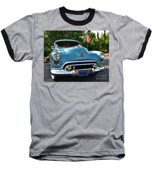 1950 Oldsmobile Baseball T-Shirt