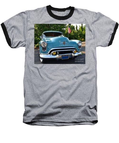 1950 Oldsmobile Baseball T-Shirt