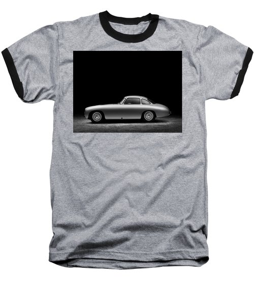 Baseball T-Shirt featuring the photograph 1952 Mercedes 300 Sl  by Gianfranco Weiss