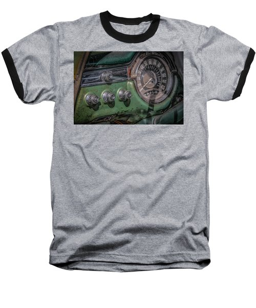 Baseball T-Shirt featuring the photograph 1953 Oldsmobile by Ray Congrove