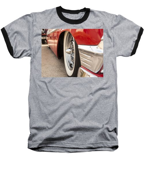 1956 Chevy Custom Baseball T-Shirt