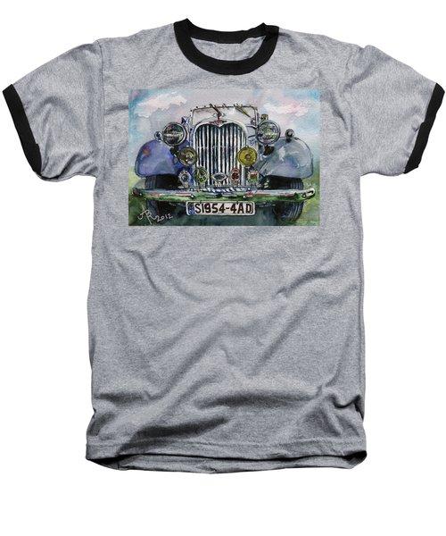 1954 Singer Car 4 Adt Roadster Baseball T-Shirt