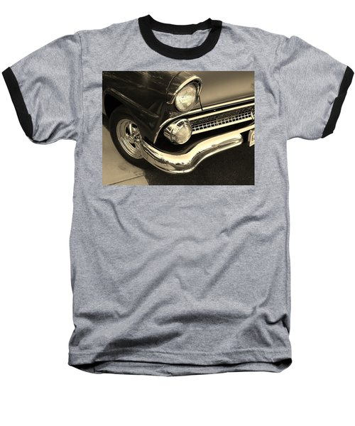 1955 Ford Crown Victoria Baseball T-Shirt