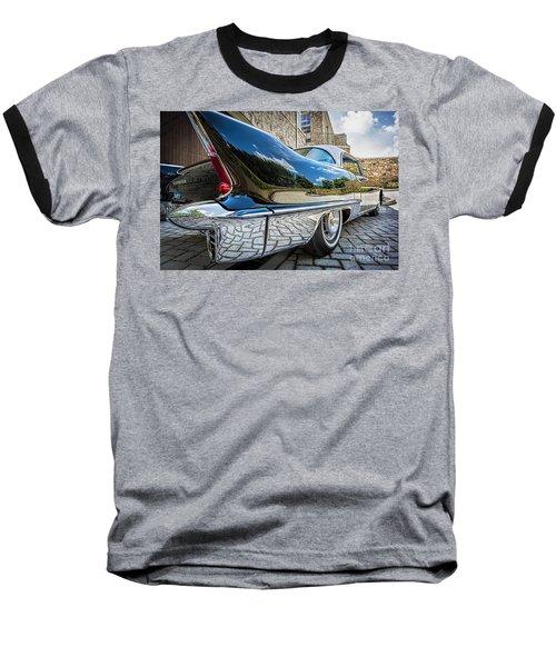 1957 Cadillac Eldorado Baseball T-Shirt