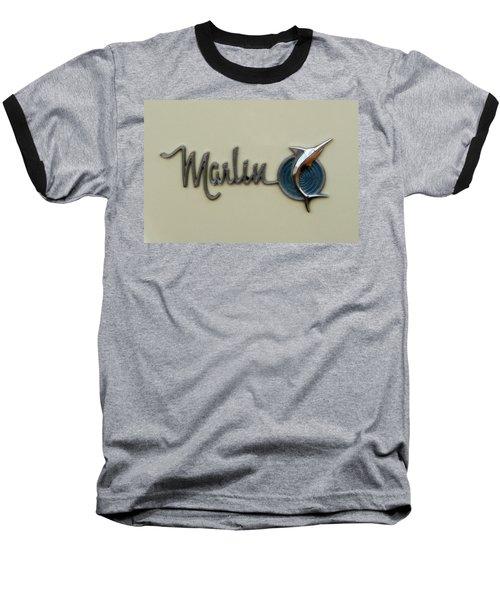 1965 Rambler Marlin Baseball T-Shirt