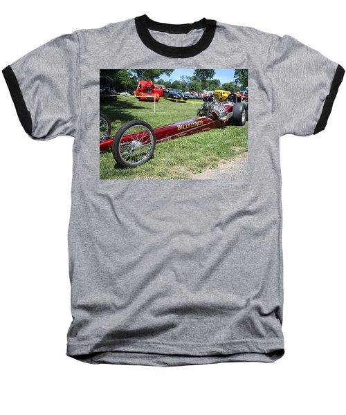 1967 Billy Lynch's Top Fuel Dragster Baseball T-Shirt