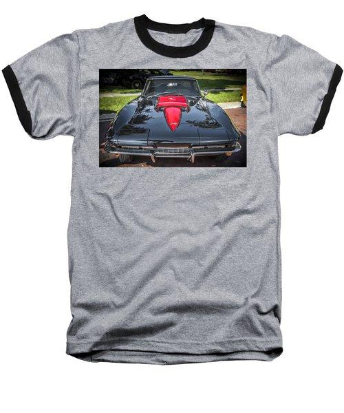 1967 Chevrolet Corvette 427 435 Hp Baseball T-Shirt