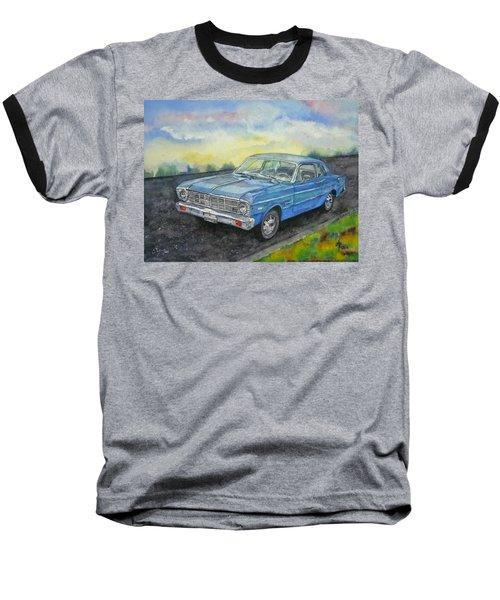1967 Ford Falcon Futura Baseball T-Shirt