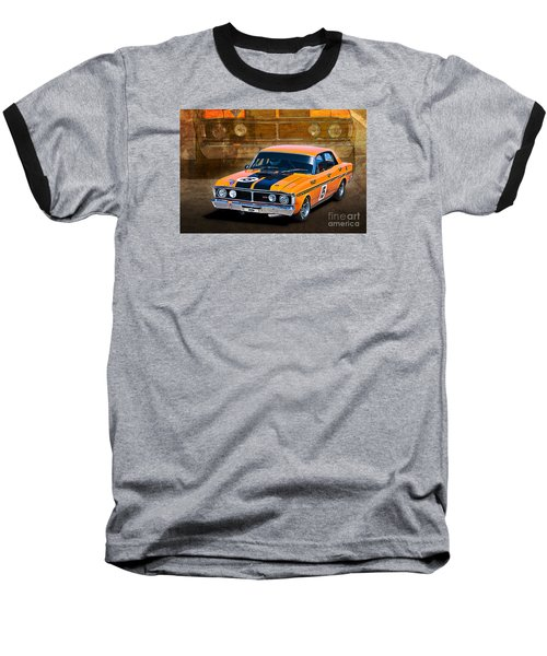 1971 Ford Falcon Xy Gt Baseball T-Shirt