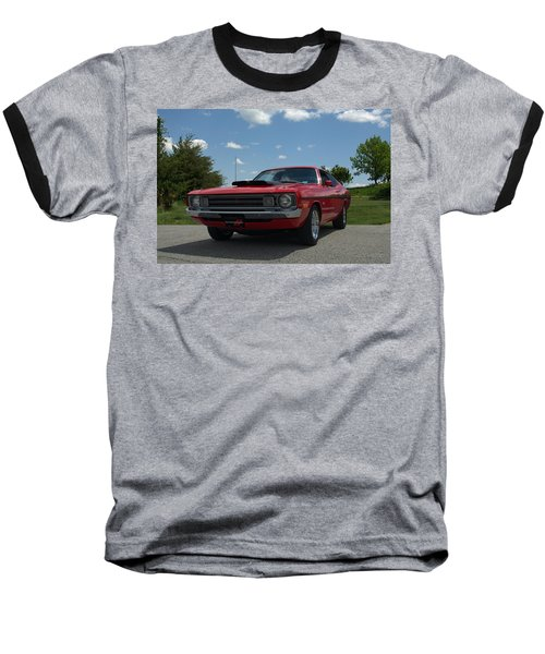1972 Dodge Demon Baseball T-Shirt