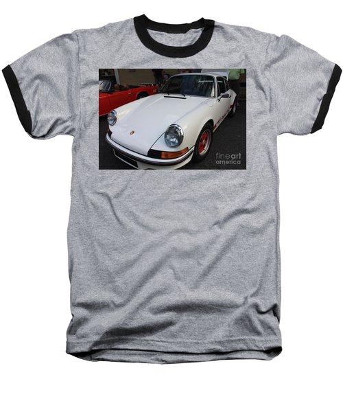 1973 Porsche Baseball T-Shirt by John Telfer