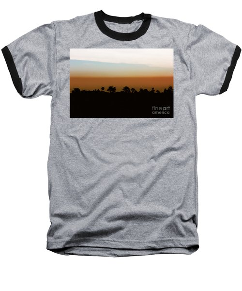 Baseball T-Shirt featuring the photograph 1974 by Dana DiPasquale
