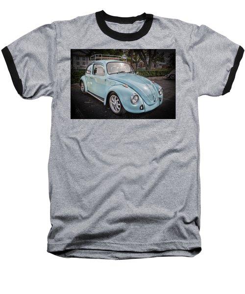 1974 Volkswagen Beetle Vw Bug Baseball T-Shirt