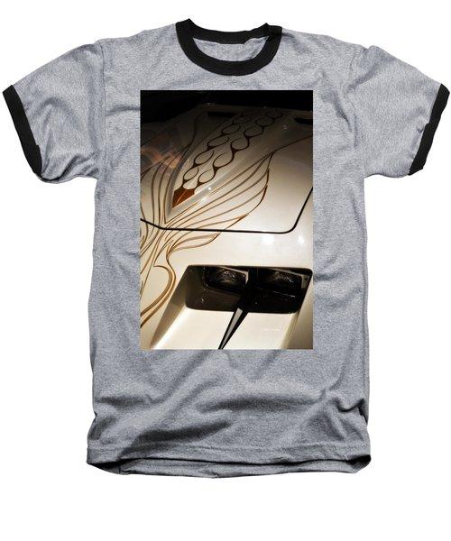 1976 Chevrolet Corvette Concept Baseball T-Shirt