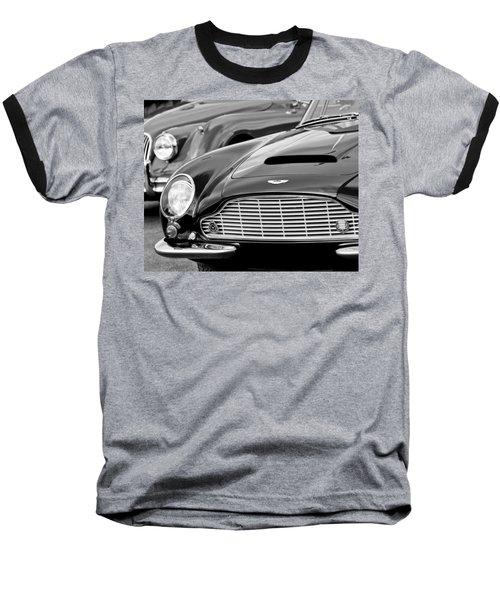 1965 Aston Martin Db6 Short Chassis Volante Baseball T-Shirt