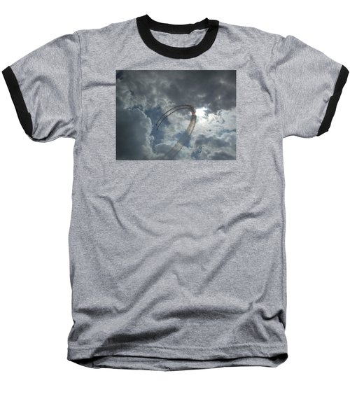 Aerial Display Baseball T-Shirt