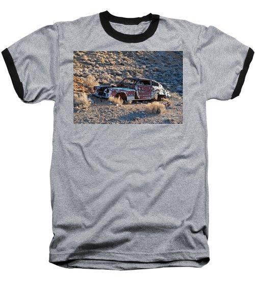 Aguereberry Camp Death Valley National Park Baseball T-Shirt