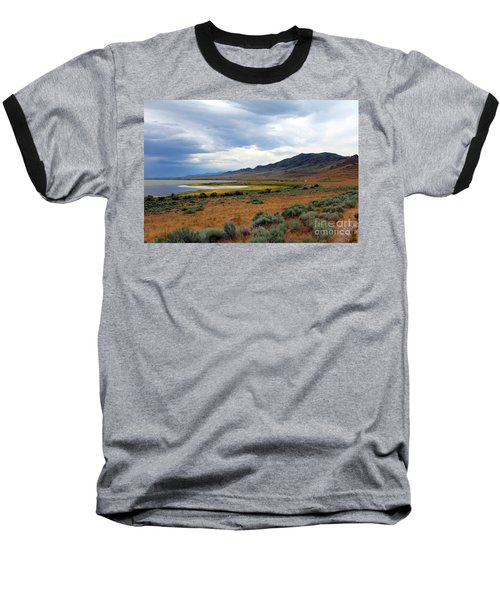 Antelope Island Baseball T-Shirt