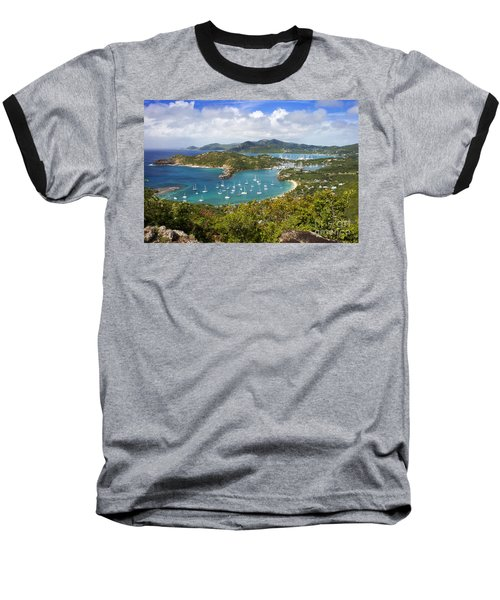 Antigua Baseball T-Shirt