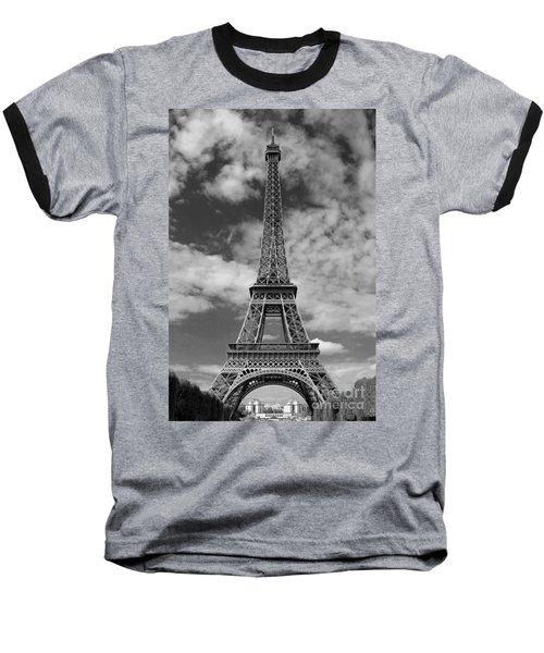 Architectural Standout Bw Baseball T-Shirt