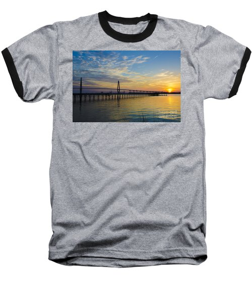 Baseball T-Shirt featuring the photograph Magical Blue Skies by Dale Powell