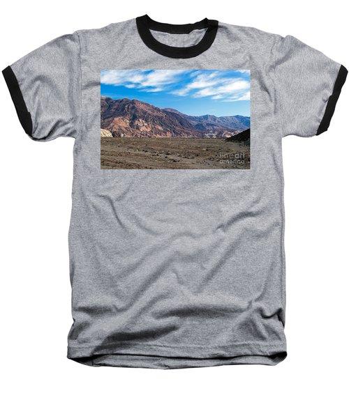 Artist Drive Death Valley National Park Baseball T-Shirt