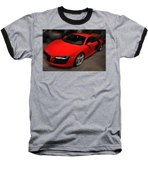 Audi R8 Baseball T-Shirt