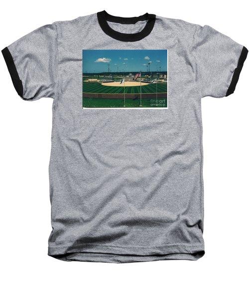 Baseball Diamond Baseball T-Shirt