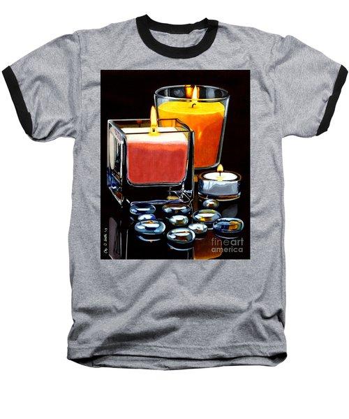 Beautiful Reflection Baseball T-Shirt