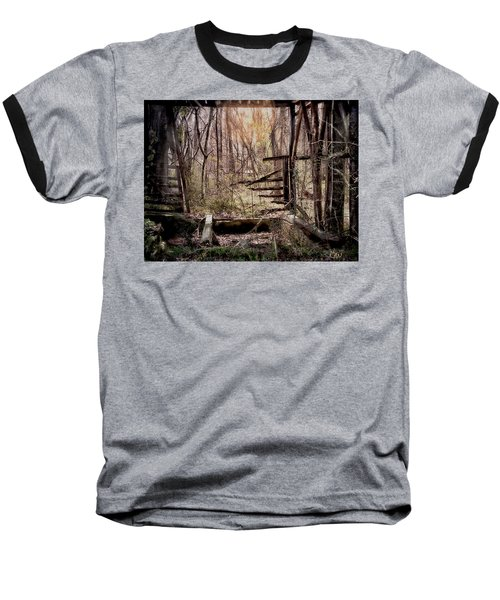 Baseball T-Shirt featuring the photograph Been There by Bonnie Willis