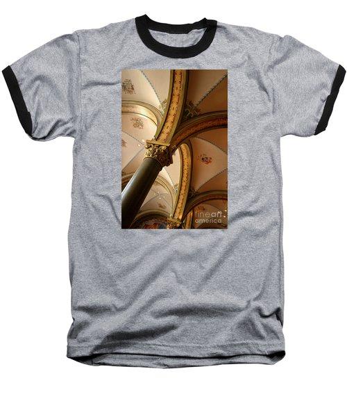 Bergen Interior Baseball T-Shirt