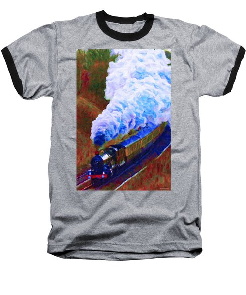 Billowing Baseball T-Shirt