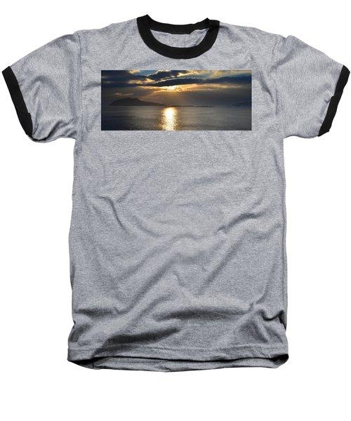 Blasket Islands Baseball T-Shirt