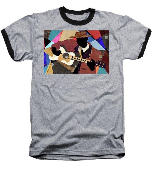 Blues Boy Baseball T-Shirt