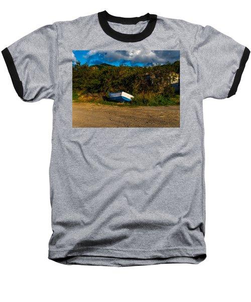 Boat At Rest Baseball T-Shirt
