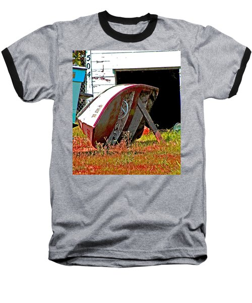Bottom Up Baseball T-Shirt