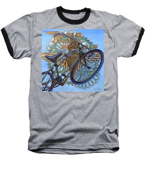 Bsa Parabike Baseball T-Shirt