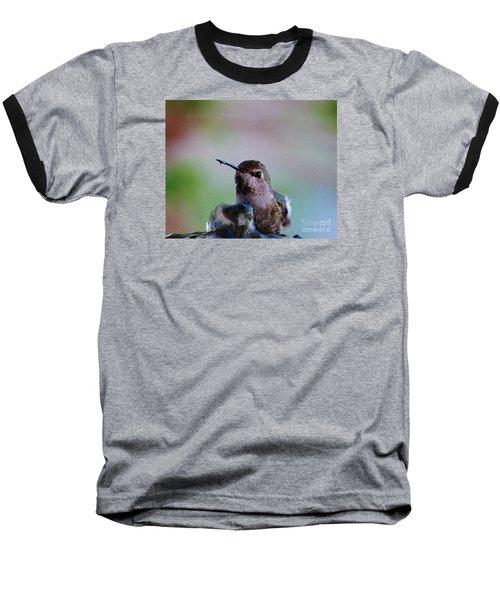 Bubble Bath Baseball T-Shirt
