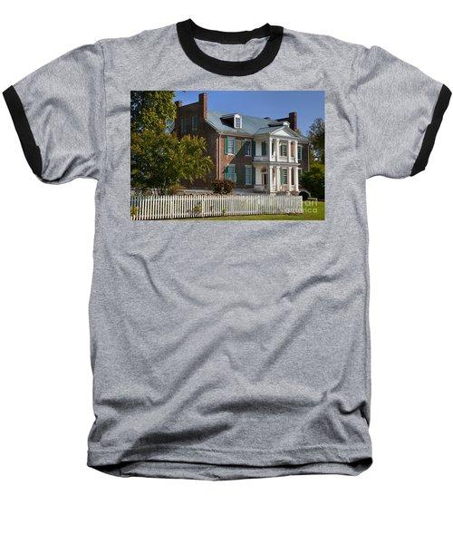 Carnton Plantation Baseball T-Shirt