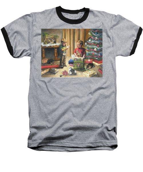 Christmas Time Baseball T-Shirt